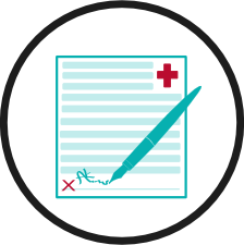 Provider Enrollment Icon